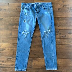 AG Jeans The Nikki Relaxed Skinny 32R
